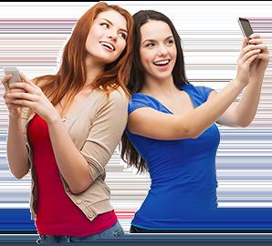 girls-using-internet